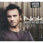 NEK - GREATEST HITS 1992-2010 E DA QUI 2CD