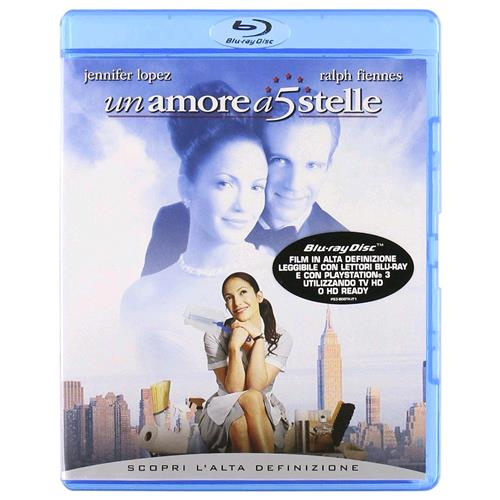 AMORE A 5 STELLE UN BLU-RAY