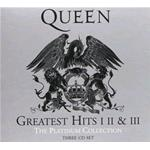 QUEEN - GREATEST HITS I II & III THE PLATINUM COLLECTION COF. 3CD