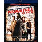 PRESAGIO FINALE FIRST SNOW BLU-RAY