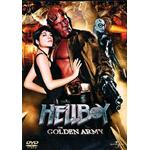 HELLBOY THE GOLDEN ARMY DVD