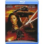 LEGEND OF ZORRO THE BLU-RAY