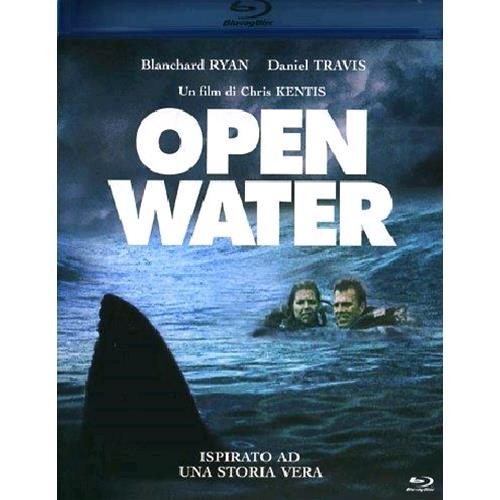 OPEN WATER BLU-RAY