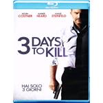 3 DAYS TO KILL VERS. NOLEGGIO BLU-RAY
