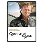 007 QUANTUM OF SOLACE DVD
