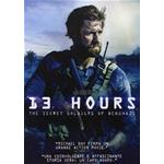 13 HOURS THE SECRET SOLDIERS OF BENGHAZI DVD