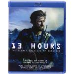 13 HOURS THE SECRET SOLDIERS OF BENGHAZI BLU-RAY