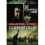 10 CLOVERFIELD LANE & CLOVERFIELD COLL. 2 FILM DVD
