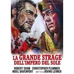 GRANDE STRAGE DELL'IMPERO DEL SOLE - DVD