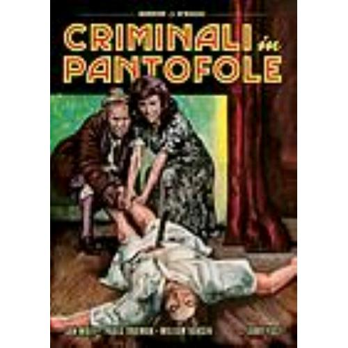 CRIMINALI IN PANTOFOLE DVD