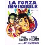FORZA INVISIBILE LA DVD