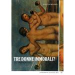 TRE DONNE IMMORALI? DVD
