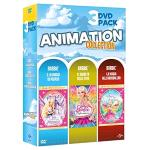 BARBIE ANIMATION COLLECTION DVD (3FILM)