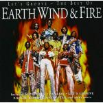EARTH WIND & FIRE THE BEST OF CD