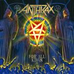 ANTHRAX - FOR ALL KINGS 2LP