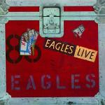EAGLES - EAGLES LIVE LP