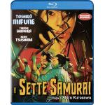 SETTE SAMURAI I - BLURAY