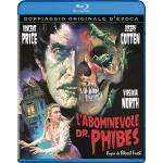 ABOMINEVOLE DR. PHIBES L' - BLURAY