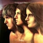 EMERSON LAKE & PALMER - TRILOGY LP
